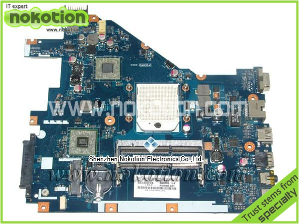MB.R4602.001 LA-6552P for acer 5552 motherboard MBR4602001 AMD Socket s1 DDR3 Mainboard full Tested