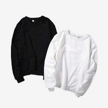 2019 einfarbig hoody sweatshirt hoodies frauen Hoody harajuku kpop shein sudadera Harajuku stil