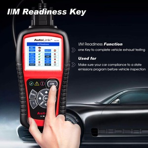 Image 4 - Autel 100% Originl OBD2 Scanner Car Diagnostic tool Code Reader AutoLink AL519 OBD Automotive Tool  EOBD  Automotive Scanner