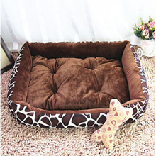 pet dog bed warming dog cat bed house pets sofa mat warm winter dog beds for large dogs xsmxl