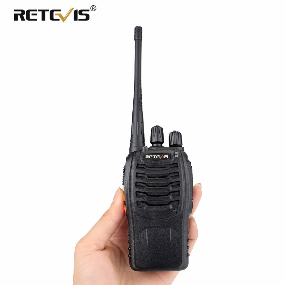 1X Walkie Talkie Retevis H-777 3 watt 16CH UHF Frequenz Tragbare cb Radio Station 2 Weg Ham Radio Hf Transceiver h777 Spaziergang Talk Set