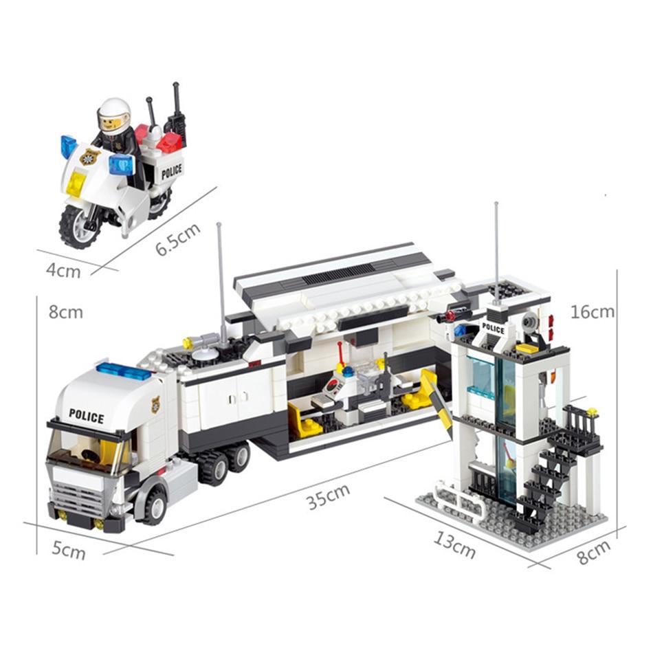 KAZI-536pcs-Building-Blocks-Police-Station-Prison-Figures-Compatible-Legoed-City-Enlighten-Bricks-set-Toys-For-Kids-26-5