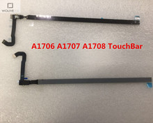 100% Original New A1706 A1707 Touch Bar for Macbook PRO Retina 13 15 Inch 2016 2017 Touchbar Replacement