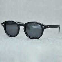 Mode Johnny Depp lunettes de soleil hommes femmes de luxe marque Designer  lunettes de soleil pour homme femme UV400 Oculos de QF. a2869dfc8168