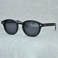 Fashion Johnny Depp Sunglasses Men Women With Case&Box Luxury Brand Designer Sun Glasses For Male Female Oculos de QF166
