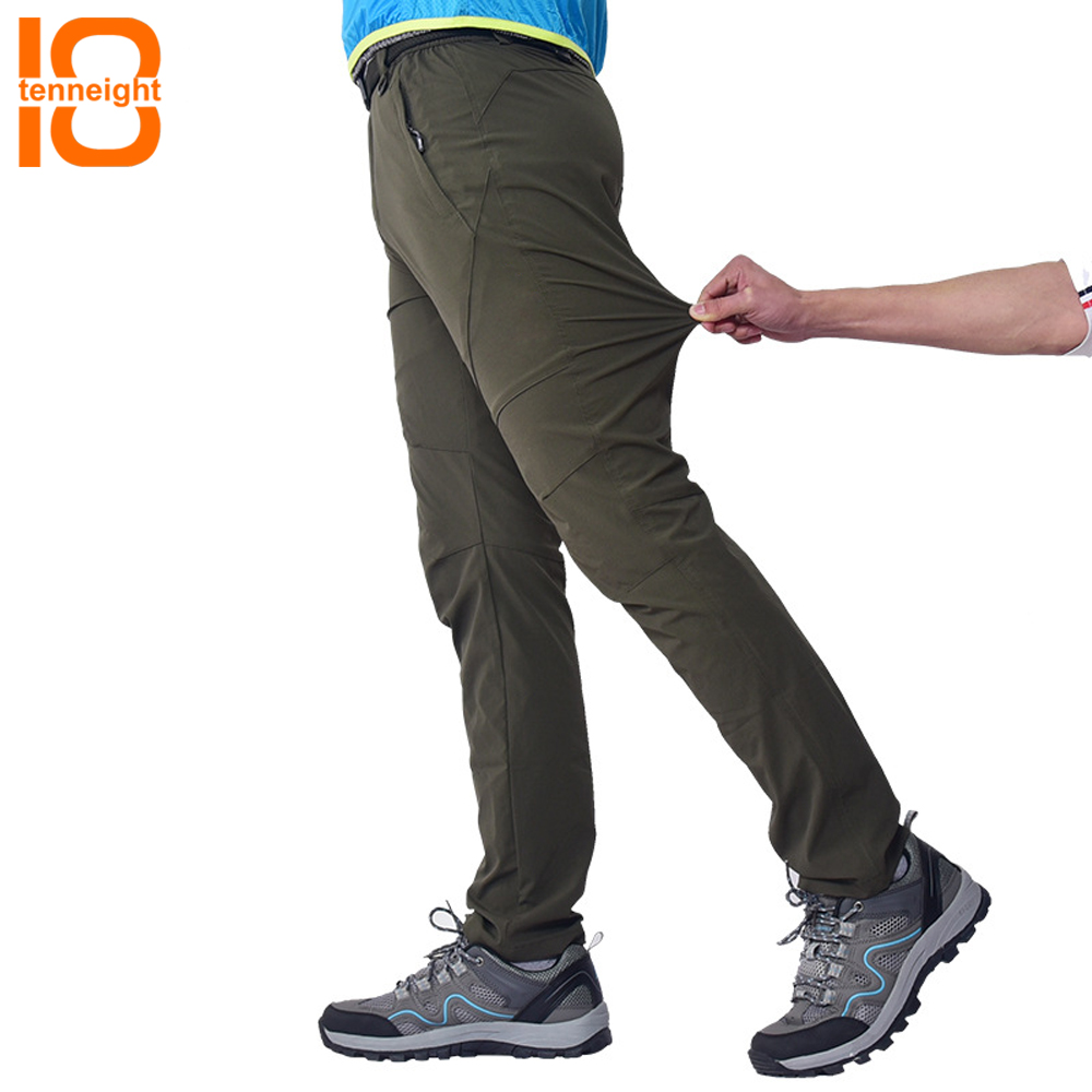 9bc71ccd9b1 Detail Feedback Questions about TENNEIGHT Spring Summer Stretch Waterproof Quick  Dry Hiking Pants Women Sport Trousers Trekking Fishing Climbing Outdoor ...
