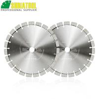 Shdiatool 2 pcs dia 9 inch/230mm 레이저 용접 된 arrayed 다이아몬드 블레이드 커팅 디스크 톱 블레이드 콘크리트 다이아몬드 휠 강화