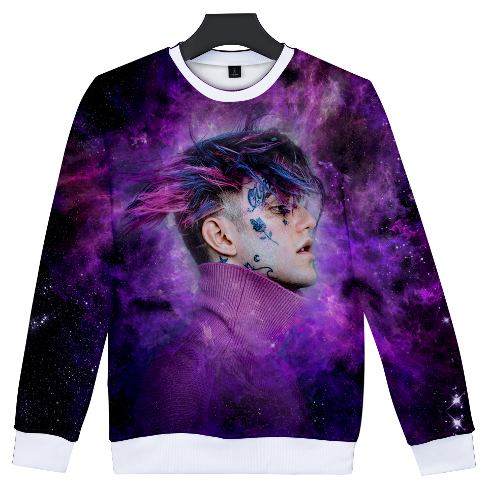 3D Lil Peep Men/women Clothes Casual Hoodies Cool And Fashion Style Sweatshirts Printed Harajuku Hip Hop Tops XXS To 4XL