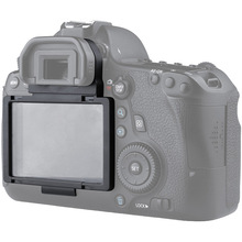 Couvercle de protection décran LCD en verre optique pour Canon 6D caméra DSLR GGS Film de protection décran de caméra
