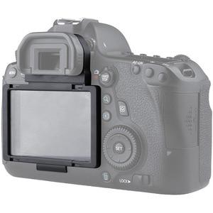 Image 1 - Funda protectora de pantalla LCD de vidrio óptico para cámara Canon 6D DSLR GGS, película protectora de pantalla