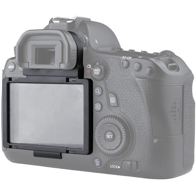 GGS Portable LCD ViewFinder for Canon 6D mk2,7D mk2,77D,70D,800D,760D 750D,700D