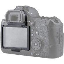 Szkło optyczne ekran LCD Protector etui do aparatów Canon 6D aparatu DSLR GGS kamera folia ochronna na ekran