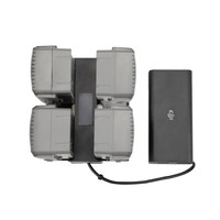 for Mavic 2 Battery Charging Hub, Portable Digital Smart Charger Board for DJI Mavic 2 Pro/Zoom Accessories
