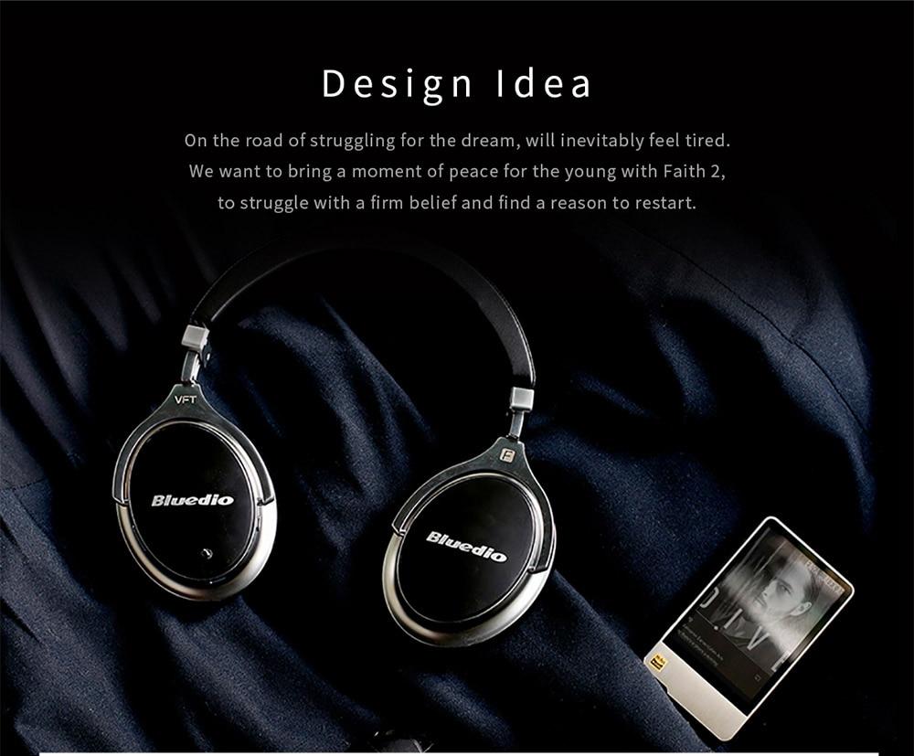 Bluedio F2 ANC Bluetooth Headphones in Pakistan by www.brandtech.pk