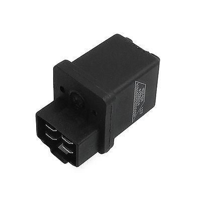 DC 12V 30A NO 4 Pin 15mm Rail Socket Automotive Truck Car Relay 2 sets automotive relays waterproof socket waterproof plugging relay socket 12v