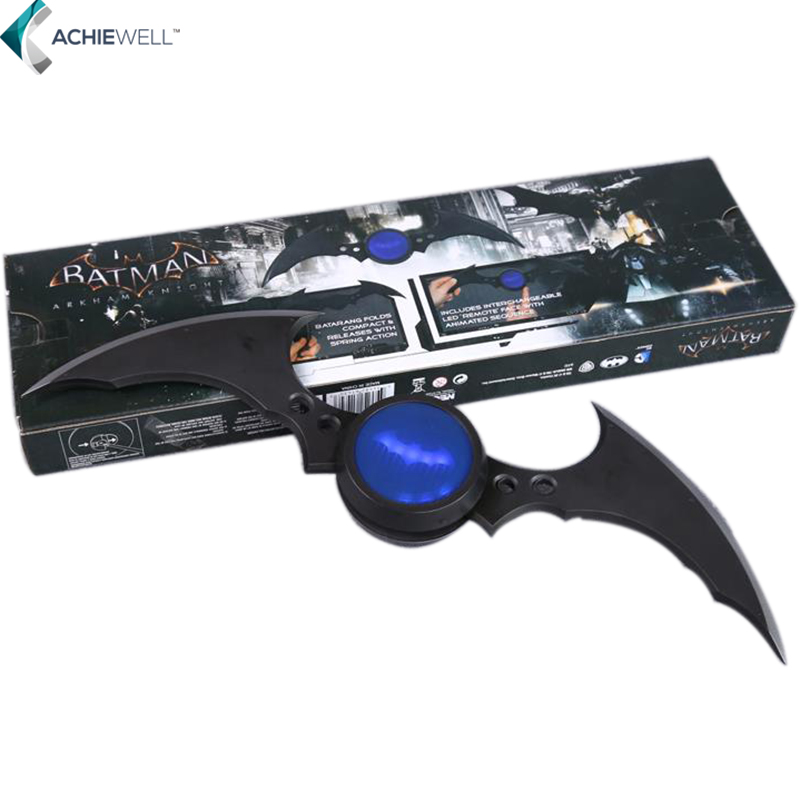 Buy NECA Cartoon Comics Super hero Batman Weapon Boomerang ...