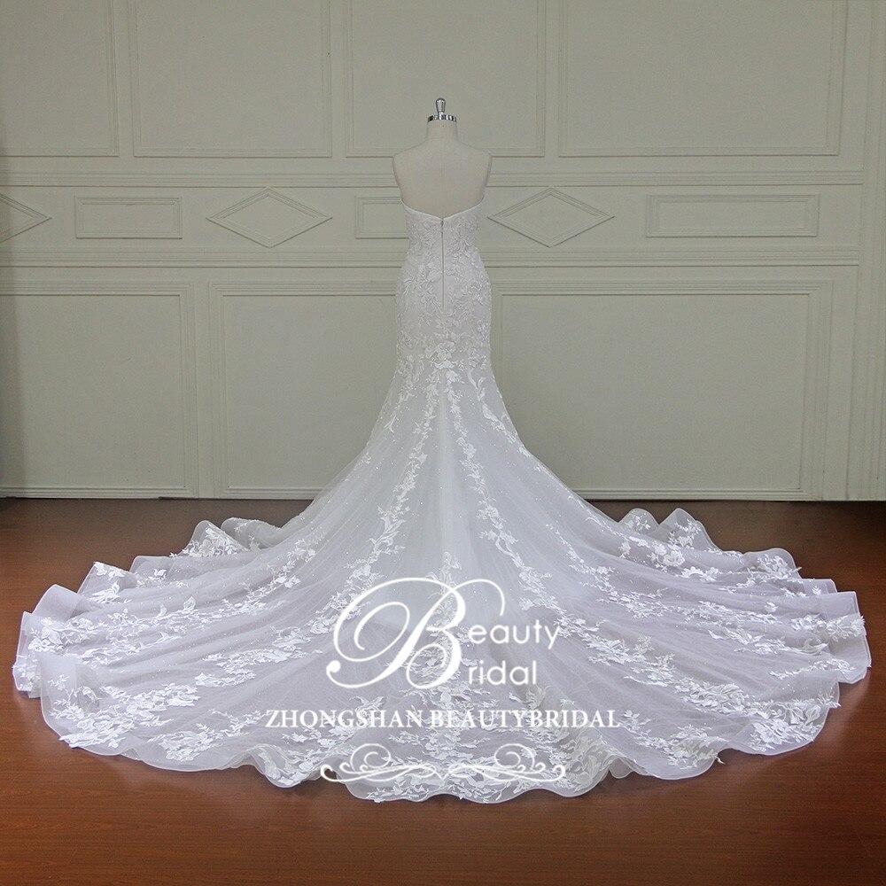 Eslieb Elegant personalizat făcut Vestidos De Novia rochii de - Rochii de mireasa - Fotografie 3