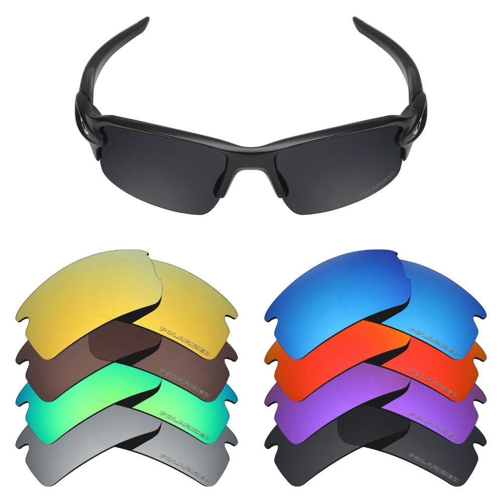 Mryok polarizado lentes de repuesto para Oakley Sliver gafas de sol lentes ( lente única)-opciones múltiples 517b20cda3