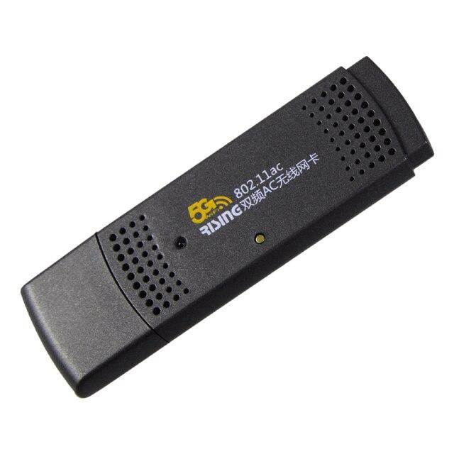 1 pcs Adaptador usb Wireless 300 Mbps USB Sem Fio Wi-fi 802.11a/b/g/n Adaptador Dual Band 2.4G/5G Rede LAN Cartão botão WPS