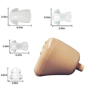 Image 5 - OLIECO şarj edilebilir kablosuz İşitme cihazı Mini Ultra küçük görünmez ses amplifikatörü ayarlanabilir kulak ses geliştirme sağır yardım