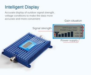Image 5 - Lintratek 4g LTE 2600 mhz Banda 7 70dB 2600 mhz Celular Amplificador Repetidor de Sinal de Telefone Celular Repetidor De Sinal de Celular com repetidor de antena 4g reforço de sinal gsm Função ALC e cabo de 15m celular