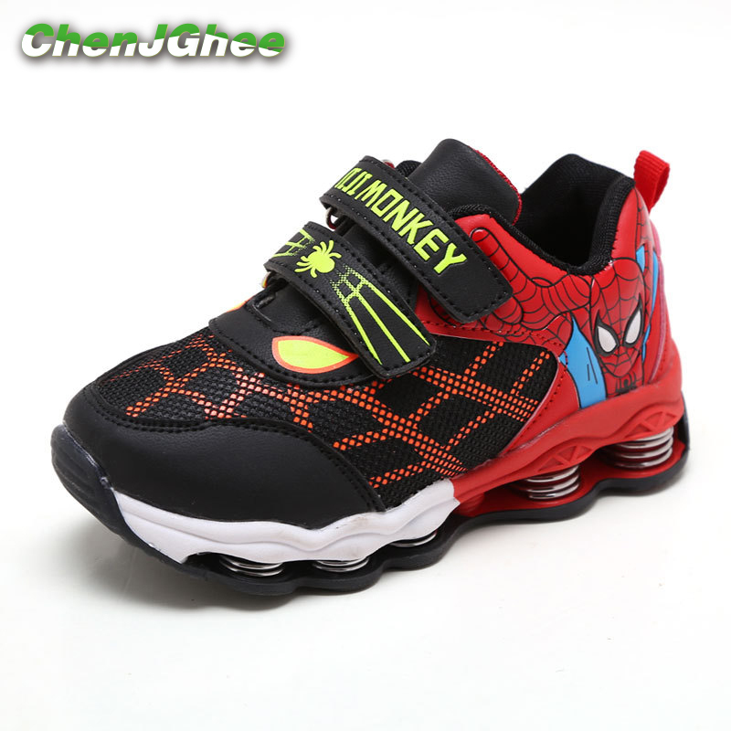 Fashion Boys Shoes Kids Sneakers