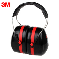 3M H10A Safety Anti noise Earmuffs Ear Protector Outdoor Hunting Shooting Sleep Soundproof factory learn Mute Ear protection