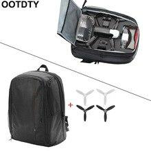 1 مجموعة المحمولة على ظهره السفر الكتف حقيبة حمل حالة المراوح ل الببغاء البيبوب 2 FPV Drone اكسسوارات
