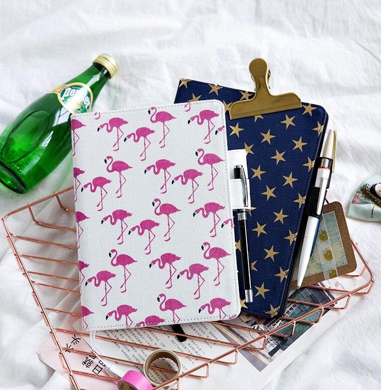 2018 zeit bühne hobonichi stil Tagebuch billbook a5 a6 notebook hobo schreibwaren märchen königreich Peiris blumen baby elephant