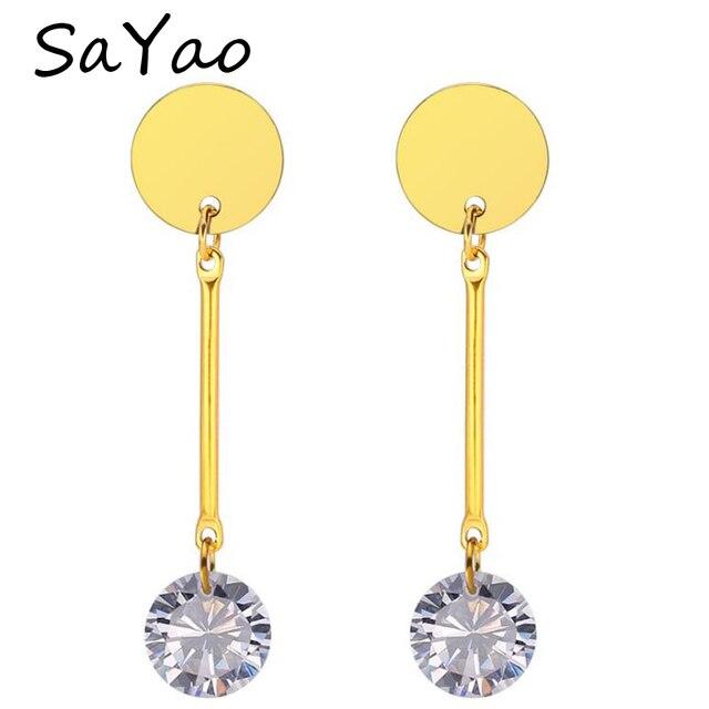 Sayao 2 Pieces 0 8mm Zircon Stainless Steel Stud Earring Cubic Zirconia Earrings Tragus Ear Piercing