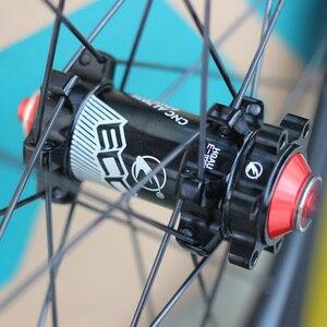 "Image 5 - SILVEROCK ألياف الكربون 20 ""451 406 العجلات 24H حافة الفرجار مكبح قرصي لطي الدراجة Minivelo عجلات الدراجة"