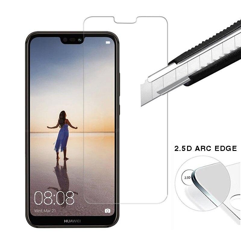 9H Tempered Glass For Huawei P20 Lite Nova 3e 2.5D Screen Protector Protective Film For Huawei P20 Lite ANE-LX1 ANE LX1 Glass