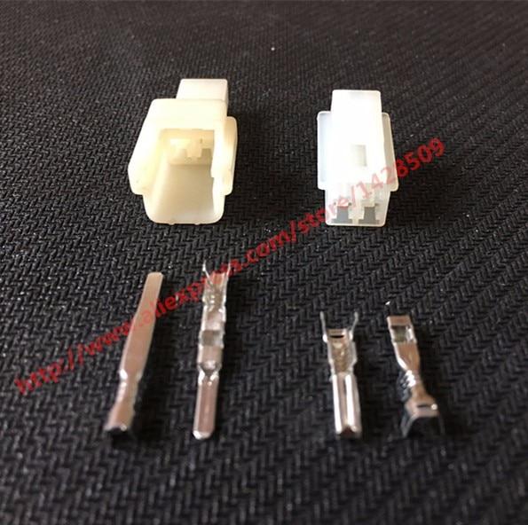 20 Set Sumitomo 2 Pin Female Male Kit Wire Harness