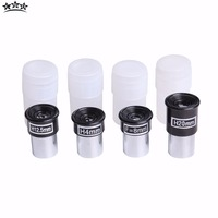 CSO 4 Pcs/set CSO 0.965 Astronomical Telescope Eyepiece H20 H12.5 H8 H4 Monocular Ocular Kit accessories