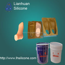 RTV 2 Medical grade and skin safe life casting silicone for sex toys 228800 228808 228820(China)