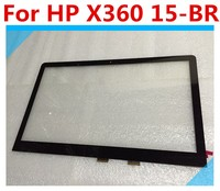 For HP Pavilion X360 15 BR 15 BR075nr 15.6 Touch Screen Digitizer Glass Panel