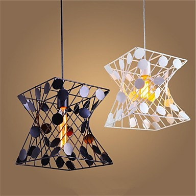 Nordic Loft Iron Art Retro Pendant Light Fixtures Fashion Industrial Vintage Lighting For Living Dining Room Hanging Lamp стоимость