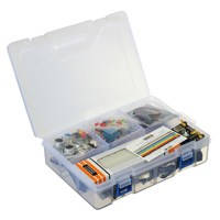 New Ultimate Learning Starter Kit For Arduino UNO R3 Processing Breadboard And Step Motor Servo 1602