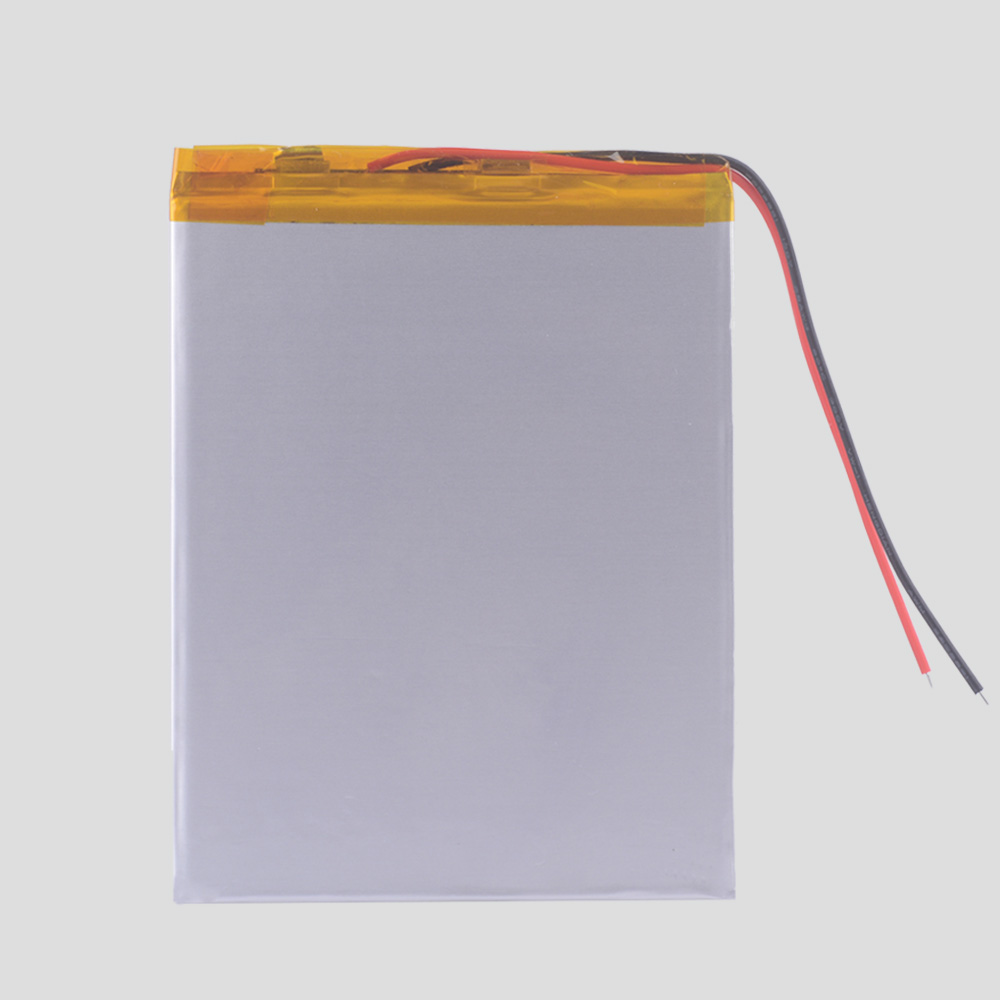 Universal inner 357090 3 7V 5000mAh Rechargeable Li Polymer Li ion Battery For Supra M72kg M74cg M727g M728g Tablet in Rechargeable Batteries from Consumer Electronics