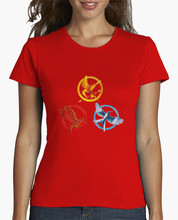 The Hunger Games Style Shirt (4 Colors)
