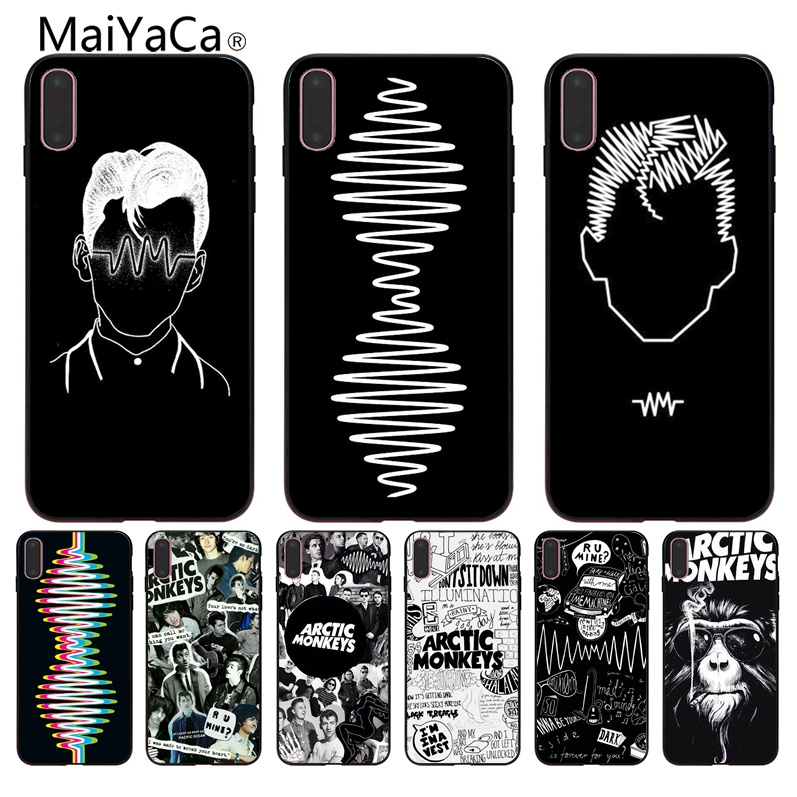 MaiYaCa ARCTIC MONKEYS New Personalized print Phone Accessories Case for