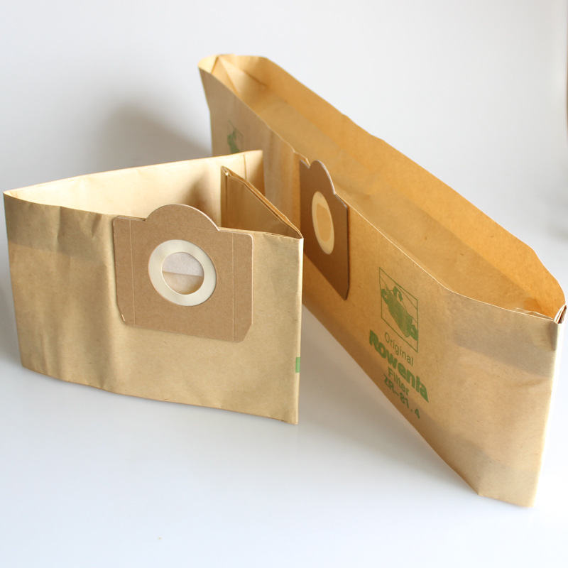 Image 5 - 10PCS Dust Bags Filter for Karcher MV3 WD3 WD3200 WD3300 A2204 A2656 Vacuum Cleaner Paper Bags For Rowenta RB88 RU100 RU101-in Vacuum Cleaner Parts from Home Appliances