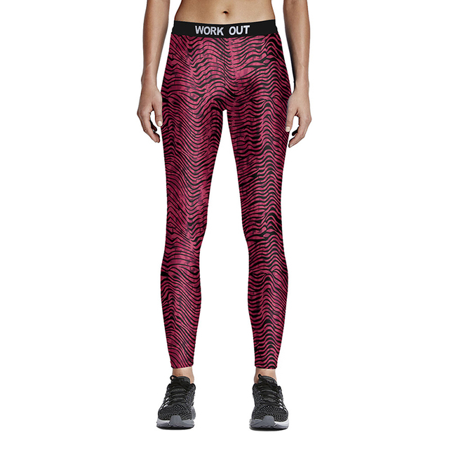 DuolaFine Colorful Leggings Women For Workout Fitness Legging Sexy Clothing Gothic Print Pant  Leggings 2017 New Fashion  LG028