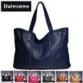 J22 100% Genuine Leather Bag Large Women Leather Handbags Famous Brand Women Messenger Bags Big Ladies Shoulder Bag Bolsos Mujer