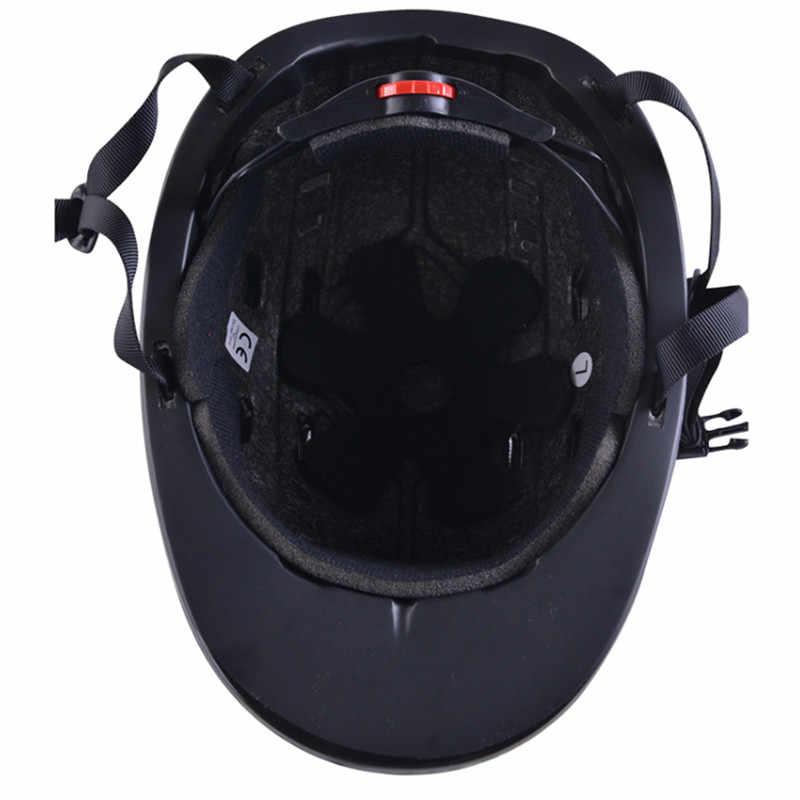 Ay atlı kask 2019 at binme kask siyah yarım kaplı at binme güvenlik kapağı kask 52-_ _ _ _ _ _ _ _ _ _ _ _ _ _ _ _ _ _ _ _ cm paard dümen a50