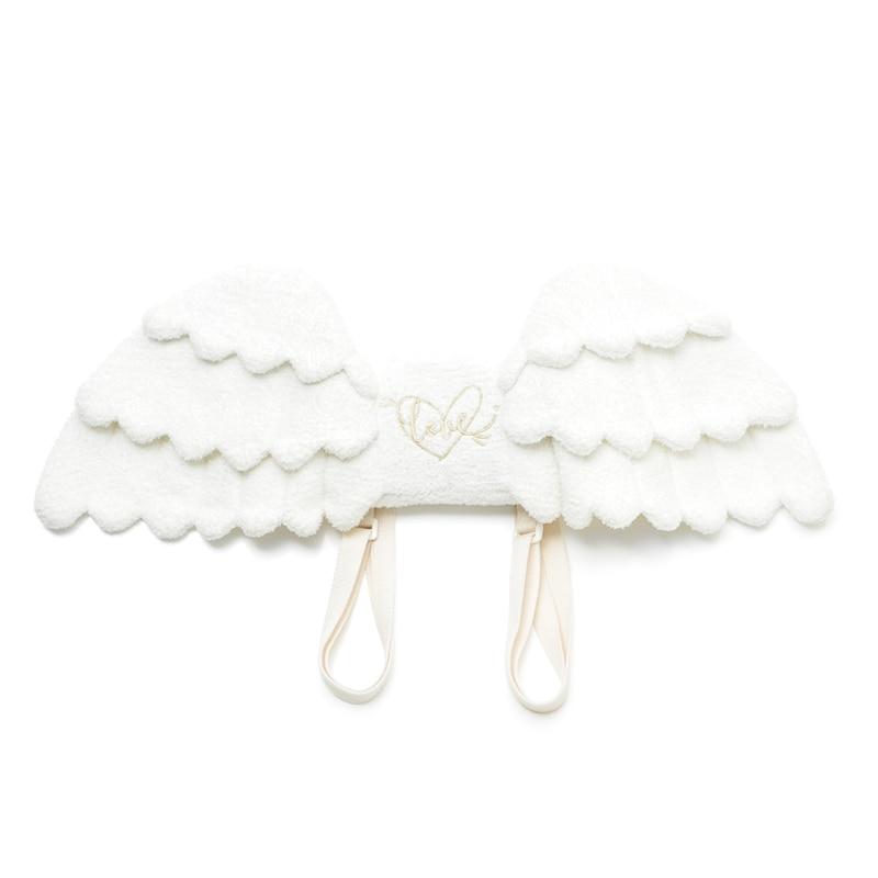 Japoński słodkie skrzydła anioła pluszowy plecak Kawaii mały plecak torba dla dzieci dziewczyna prezent w Torby szkolne od Bagaże i torby na  Grupa 1