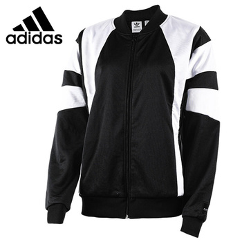 Original New Arrival  Adidas Originals SST TRACK TOP Women's jacket Sportswear