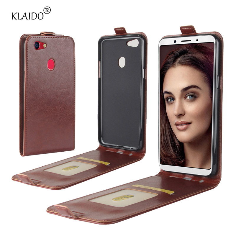 Phone Case For OPPO F5 Leather Skin pouch Phone bags Sleeve Shell Mobile Phone Accessories Parts KLAIDO