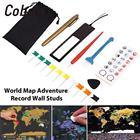 Diy Scratch Pen Set 8pcs/Bag Scratch Map Tool Set for Scratch Map Maps Accessories Markers Stickers
