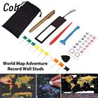 Diy Scratch Pen Set 8pcs/Bag Scratch Map Tool Set for Scratch Map Maps Accessories Markers Stickers
